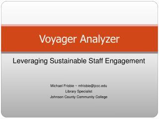 Voyager Analyzer