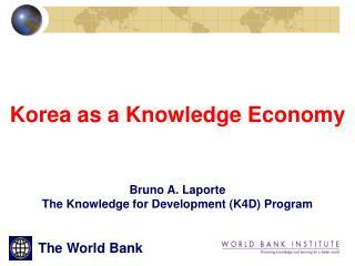 Knowledge for Development, WBI