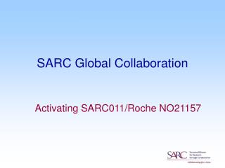 SARC Global Collaboration