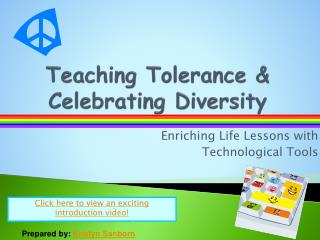 Teaching Tolerance  Celebrating Diversity
