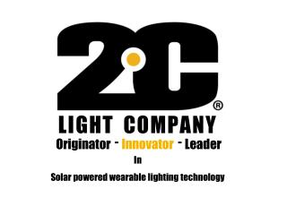 In Solar powered wearable lighting technology