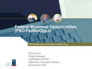 Federal Business Opportunities FBO