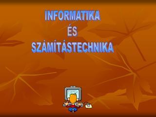 Az informatika alapjai