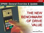 SP600: General Overview  Update