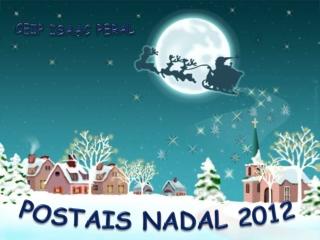 Postais de Nadal 2012