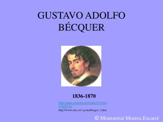 GUSTAVO ADOLFO B CQUER