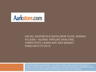 Facial Aesthetics (Botulinum Toxin, Dermal Fillers) - Global
