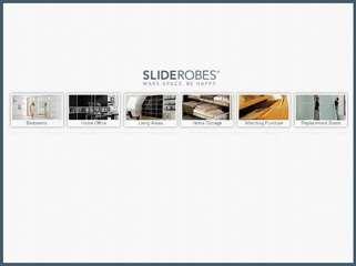Sliderobes - Designer Sliding Door Wardrobes