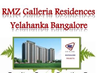 RMZ Yelahanka Bangalore 09999620966