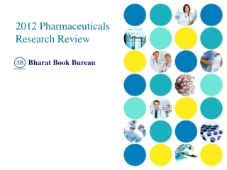 2012 Pharmaceuticals Research Review