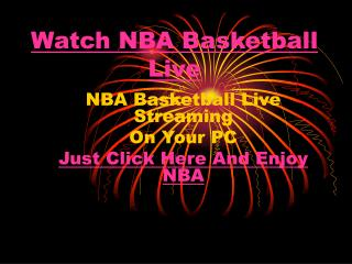 New Jersey vs Cleveland NBA Basketball Live Streaming Direct