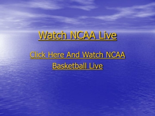 Miami vs Alabama and All NCAA Basketball Matches Live