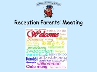 Parent s Meeting