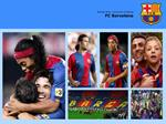 Warner Bros. Consumer Products FC Barcelona