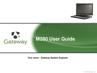 M280 User Guide