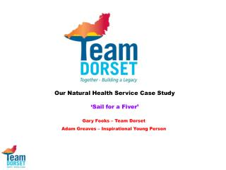 Gary Fooks   Team Dorset Adam Greaves   Inspirational Young Person