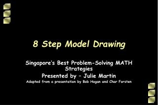 8 Step Model Drawing