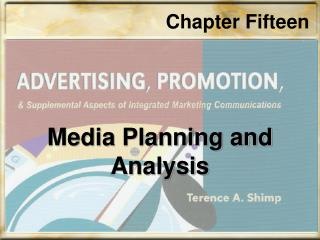 Media Planning and Analysis