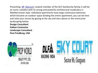DLF SkyCourt-9910002540-DLF the SkyCourt gurgaon-DLF Sky Cou