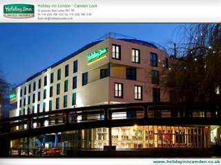 Holiday Inn London - Camden Lock - Wedding