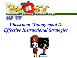 Classroom Management   Effective Instructional Strategies