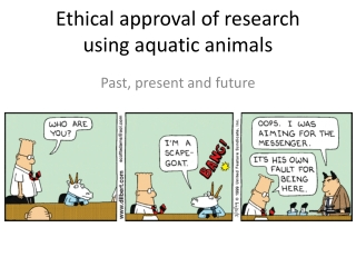What is Missing in the Ethics of Animal Research