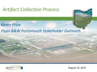 Karen Price Fluor-BW Portsmouth Stakeholder Outreach
