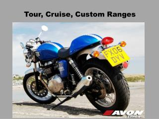 Tour, Cruise, Custom Ranges