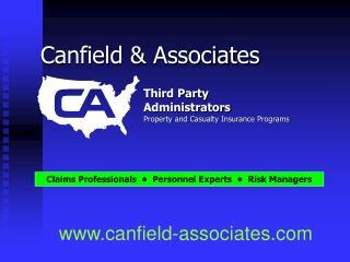 Canfield  Associates