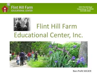 Flint Hill Farm Educational Center, Inc.