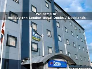 Express by Holiday Inn London-Royal Docks