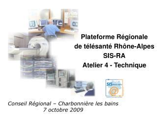 Conseil R gional   Charbonni re les bains 7 octobre 2009