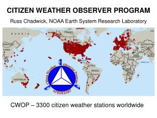 CITIZEN WEATHER OBSERVER PROGRAM