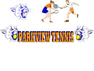 PARKVIEW TENNIS
