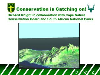 Conservation is Catching on