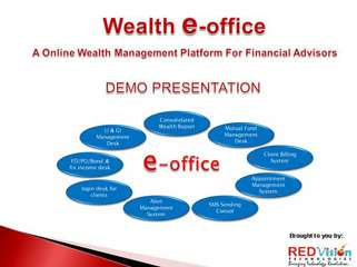 Wealth Management Software / mutual fund software
