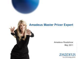 Amadeus Master Pricer Expert