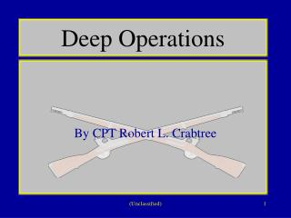 Deep Operations