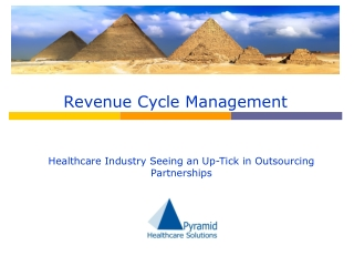 Revenue Cycle Management: Healthcare Industry Seeing