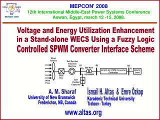 Voltage and Energy Utilization Enhancement