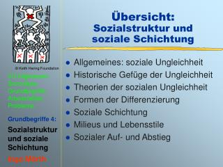 bersicht:  Sozialstruktur und soziale Schichtung