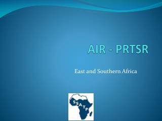 AIR - PRTSR
