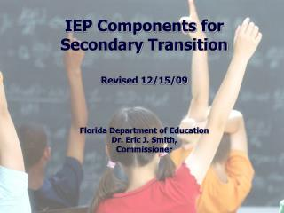 Florida Education: The Next Generation DRAFT