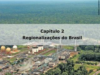 Cap tulo 2 Regionaliza  es do Brasil