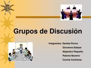 Grupos de Discusi n