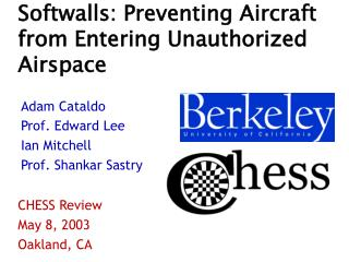 Softwalls: Preventing Aircraft from Entering Unauthorized Airspace
