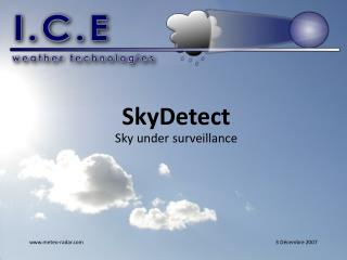 SkyDetect