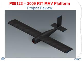 P09123   2009 RIT MAV Platform  Project Review