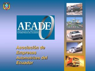 Asociaci n de Empresas Automotrices del Ecuador