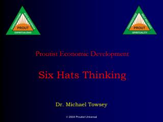 Proutist Economic Development  Six Hats Thinking